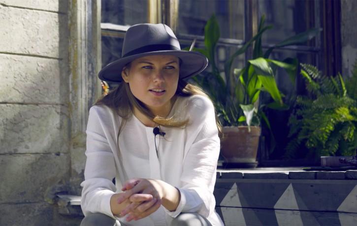 Aktrise un režisore Inga Tropa par mākslu, vietu, laiku un enerģiju