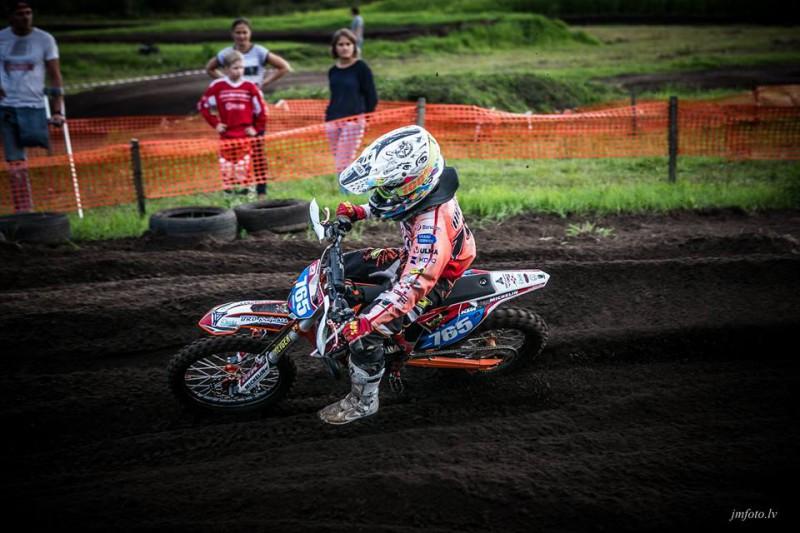 Latvijas motokrosa jaunā paaudze gatava pasaules Junioru čempionātam