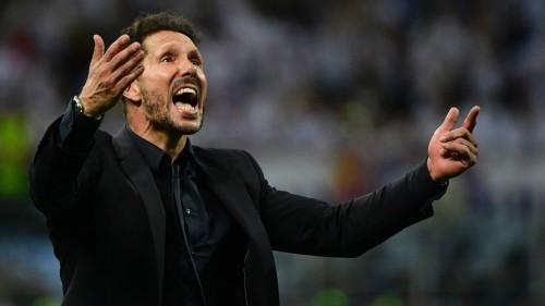 """Simeone pagarina līgumu ar ''Atletico"""" līdz 2020. gadam"""
