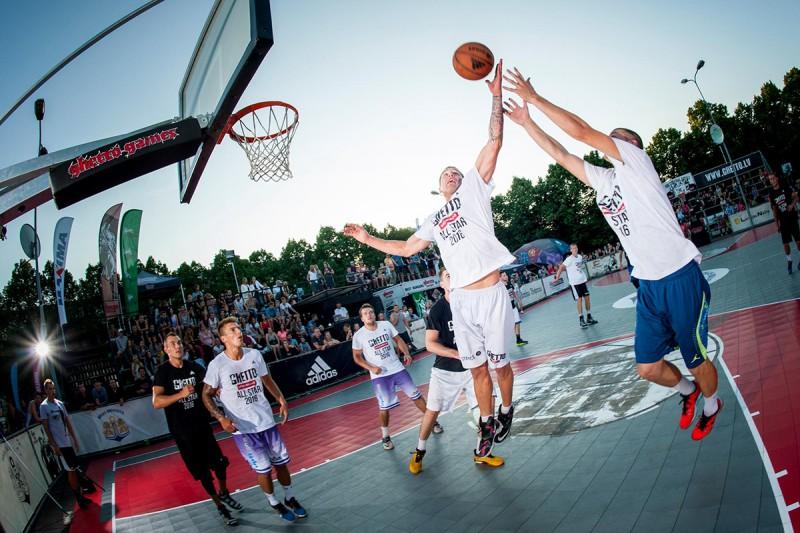 """29. jūnijā Grīziņkalnā """"Ghetto Basket"""" notiks """"Adidas Zvaigžņu spēle"""""""