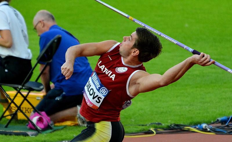 Ceturto medaļu Latvijai Londonā izcīna Dmitrijs Silovs