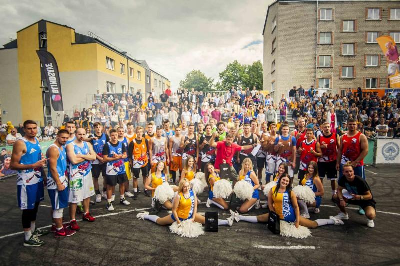 """Ielu kultūras un sporta festivālā """"Ghetto Games"""" noskaidroti uzvarētāji 13 sporta veidos"""