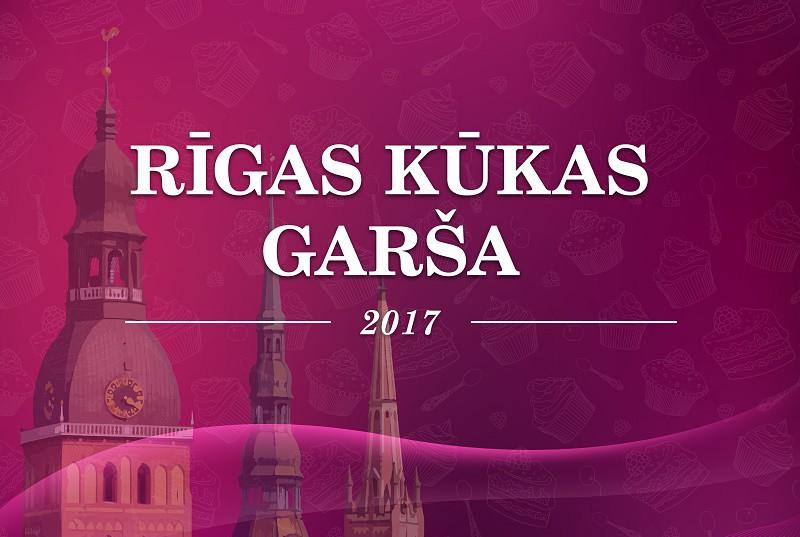 """Par godu Rīgas pilsētas svētkiem noteiks labāko """"Rīgas kūkas garšu 2017"""""""