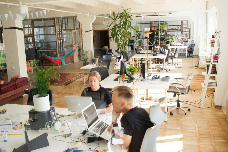 Rīgā durvis ver pirmais Radošo industriju centrs