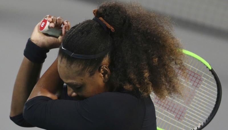 """""""Australian Open"""" notiks bez septiņkārtējās čempiones Serēnas Viljamsas"""