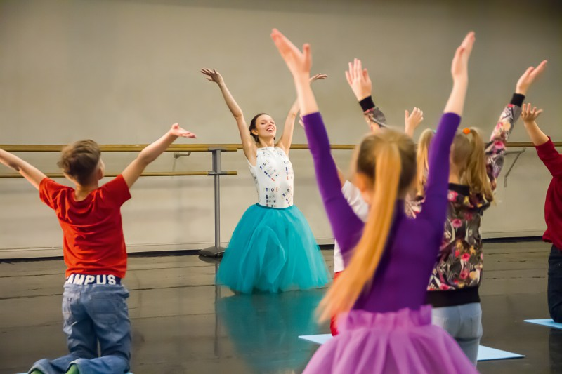 """""""Parole: Baleta Burziņš Bērniem"""" no 12. februāra Latvijas Nacionālajā operā"""