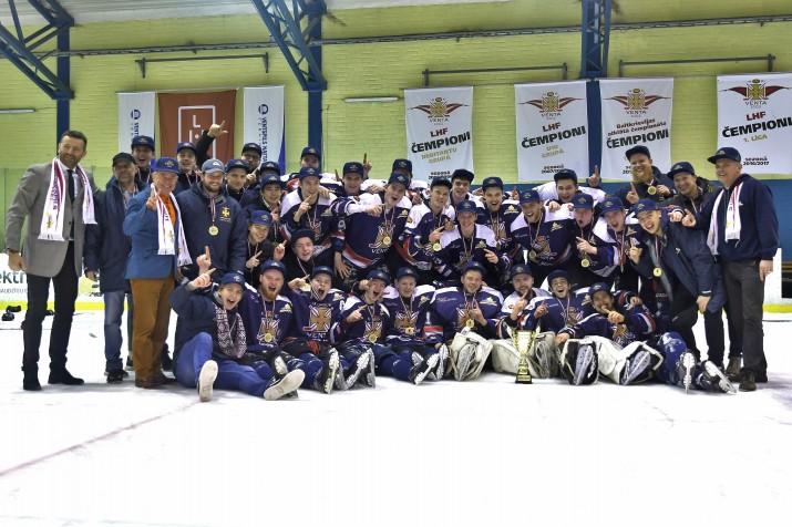 Hokeja federācija izveido U-21 junioru attīstības līgu