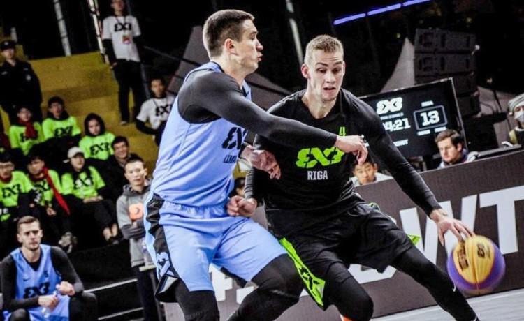"""Latvijas 3x3 basketbolisti sasniedz """"Challenger"""" turnīra finālu"""