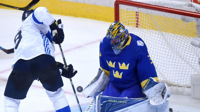 """Somijai pirms pasaules čempionāta atsaka izlases un """"Wild"""" kapteinis Miko Koivu"""