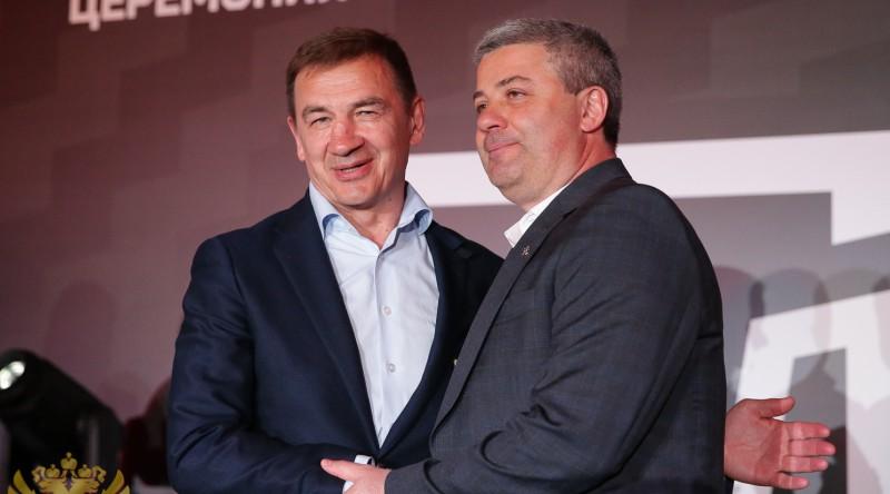 Krievijas Augstākās līgas čempions Leonīds Tambijevs atzīts par sezonas labāko treneri