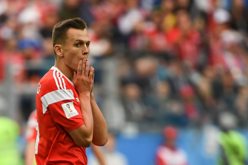 Spānijā aizdomas, ka krievu futbolists Čeriševs lietojis dopingu