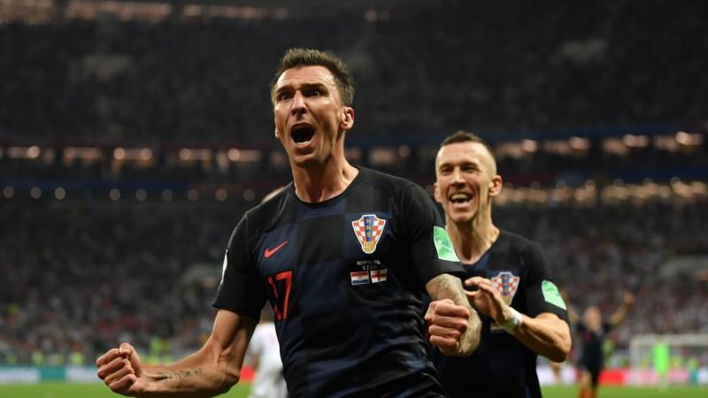 Horvāti atspēlējas un pirmoreiz izlases vēsturē spēlēs Pasaules kausa finālā