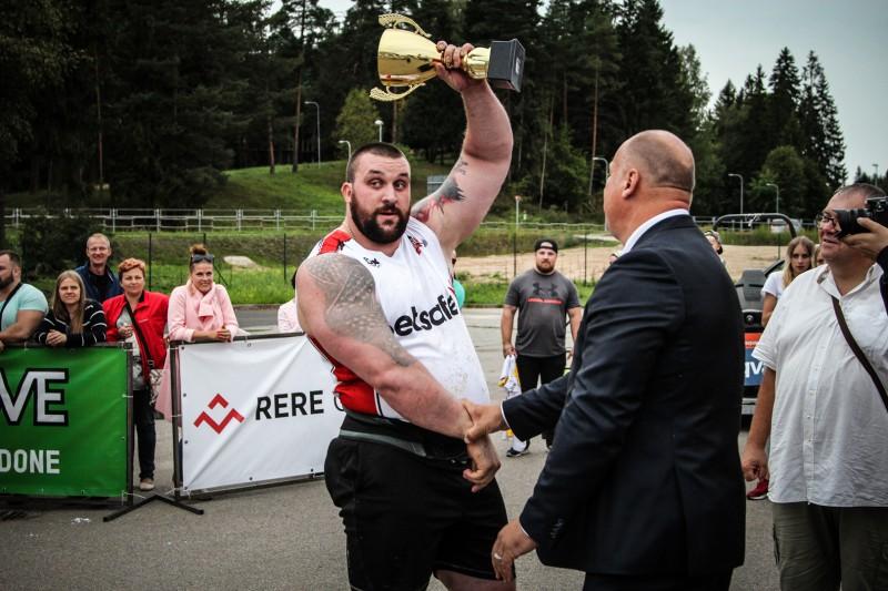 """""""Betsafe"""" Latvijas Spēkavīru čempionāta Superfinālā uzvar Plivda"""