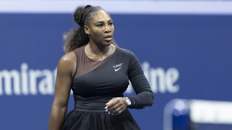 WTA oficiālā paziņojumā aizstāv Serēnu un atzīst seksismu tenisa tiesāšanā