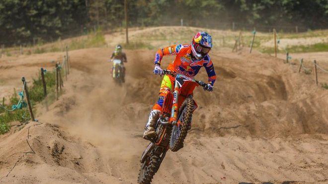 Jonass nākamajā sezonā brauks prestižajā MXGP klasē