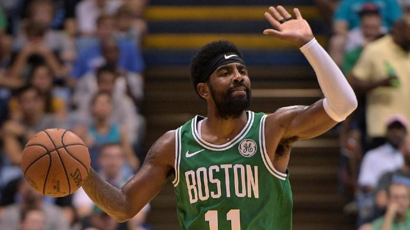 """Kairijs Ērvings: """"Plānoju parakstīt jaunu līgumu ar """"Celtics"""""""""""