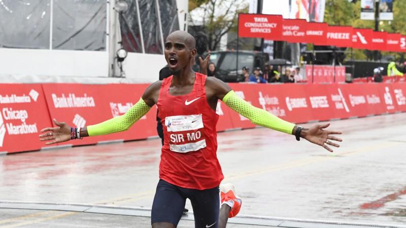 Farahs ar Eiropas rekordu uzvar Čikāgas maratonā