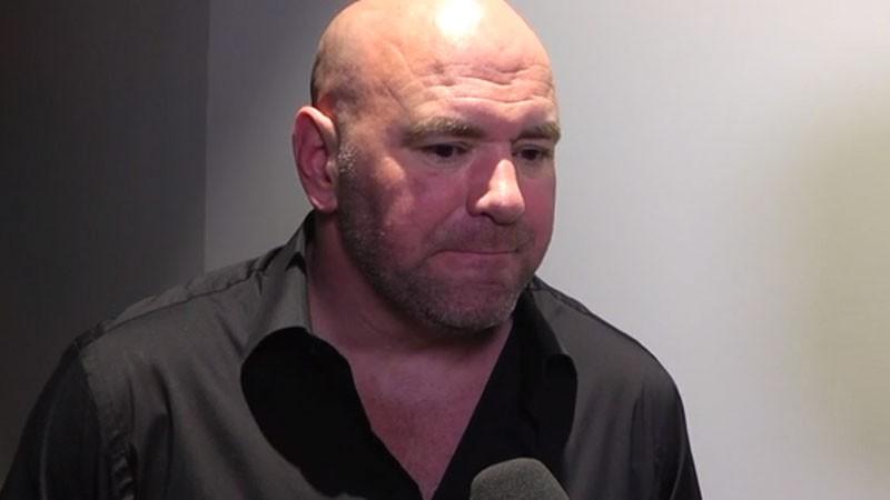 """UFC prezidents: """"Nevaru garantēt, ka Habibam neatņems čempiona jostu"""""""