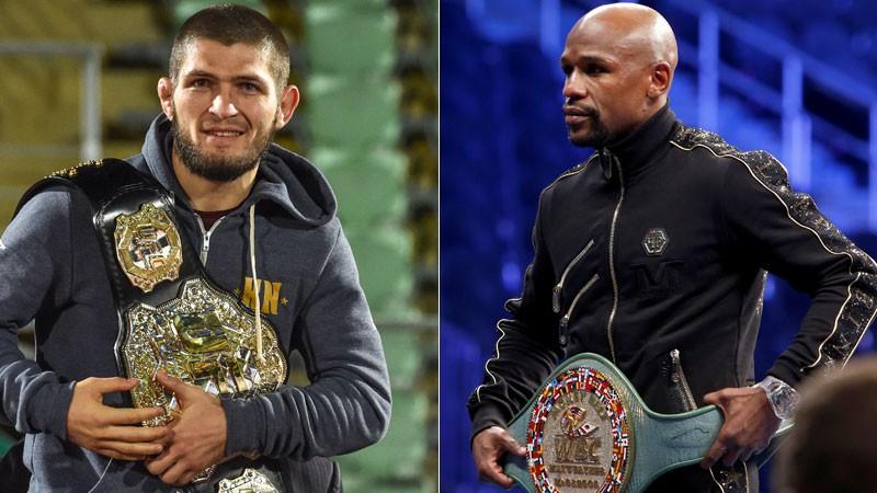 UFC čempions Nurmagomedovs izaicina Meivezeru