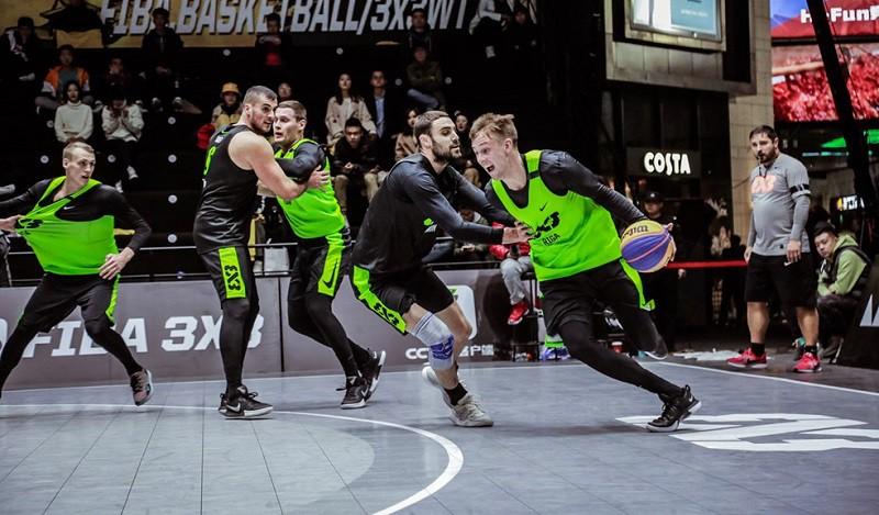 """""""Riga Ghetto Basket"""" iekļūst """"Challenger"""" finālā Ķīnā"""