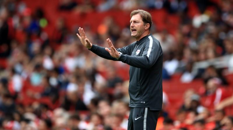 """Par """"Southampton"""" jauno treneri kļūst 2017. gada Bundeslīgas vicečempions Hāzenhitls"""