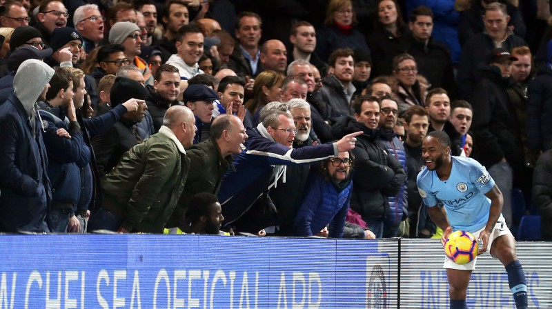 """""""Chelsea"""" pēc rasisma skandāla četriem cilvēkiem liedz apmeklēt kluba spēles"""