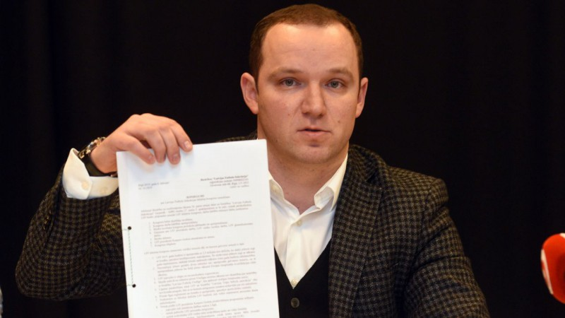 """Ļašenko iesniedz jaunu vēstuli kongresa sasaukšanai, to paraksta arī RFS un """"Metta"""""""