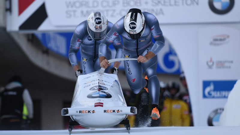 Otrajā braucienā Ķibermanis atkāpjas uz 5. vietu, Frīdrihs apdzen Kripsu
