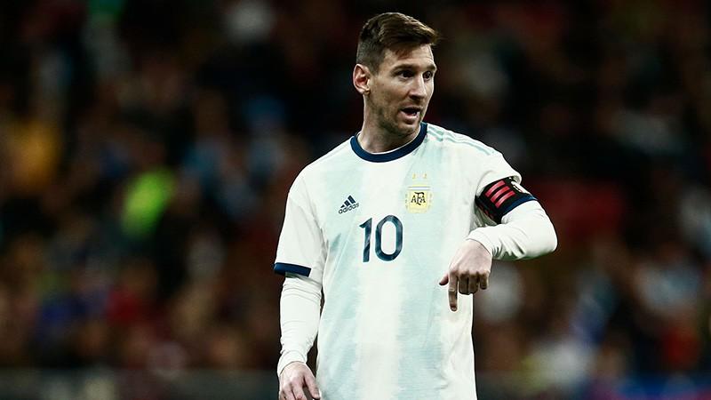 Mesi nepiedalīsies Argentīnas otrajā pārbaudes spēlē