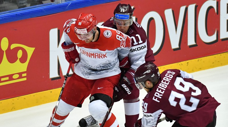 Balcera NHL komandas biedri Bedkers un Jarošs piekrīt palīdzēt Dānijai un Slovākijai