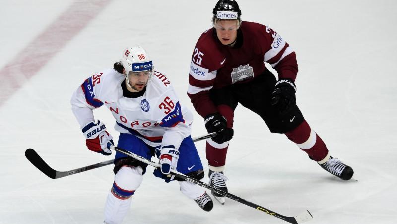 Norvēģijas līderis Cukarello nebrauks uz PČ neatkarīgi no NHL sezonas ilguma