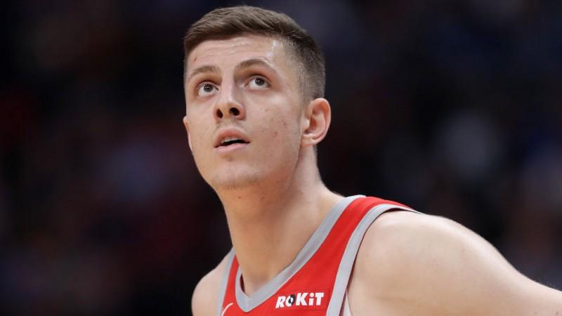 """NBA Attīstības līgā """"Rockets"""" fārmklubs uzveic """"Nets"""", MVP - Hārtenšteins"""