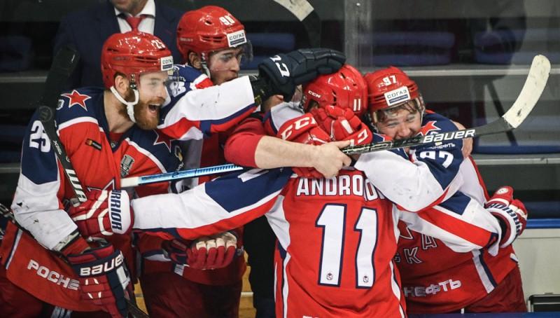 """Hārtlija """"Avangard"""" atkal neieskaita vārtus, CSKA kapteinis panāk 3-0 finālsērijā"""