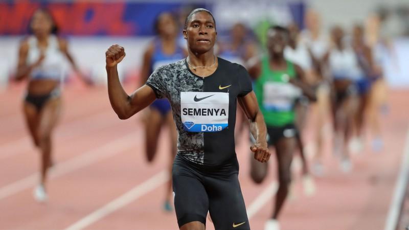 """Semenja aspsūdz IAAF necilvēcīgā attieksmē: """"Viņiem biju kā izmēģinājuma trusītis"""""""