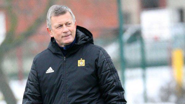 """Kļosovs oficiāli apstiprināts par """"Ventspils"""" galveno treneri"""