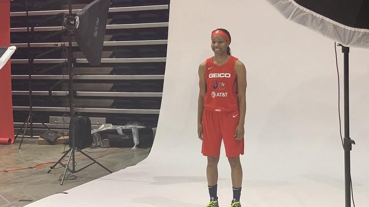 Pedijai pirmais numurs un rezultatīvas minūtes pēdējā WNBA pārbaudes spēlē
