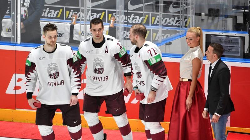 Par trim labākajiem čempionātā nosauc Sotnieku, Bļugeru un Robertu Bukartu
