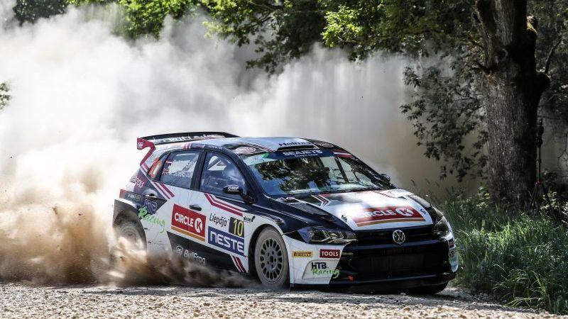 Apturēts sarunu process par WRC posma iespējamo norisi Latvijā