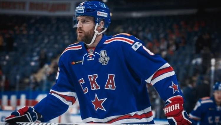 Rezultatīvais aizsargs Hērslijs pamet SKA un kļūs par Daugaviņa un Karsuma komandas biedru