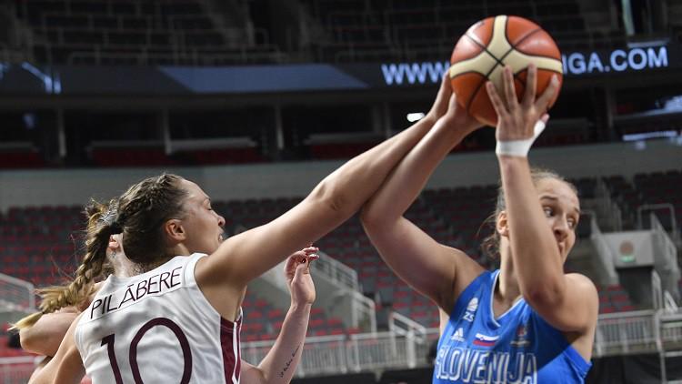 Fantastiskajai Pilāberei 26 punkti, Latvijai minimāls zaudējums pret Slovēniju