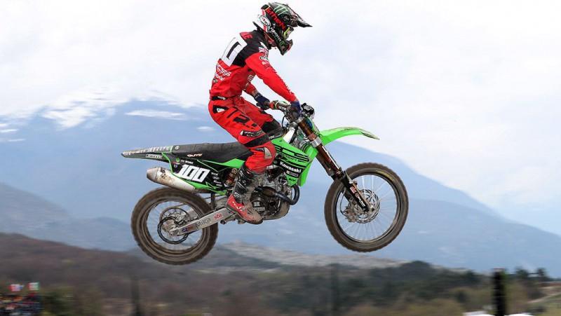 """Pēc Desāla un Lībera savainošanās """"Kawasaki"""" MXGP komanda paziņo jauno braucēju"""