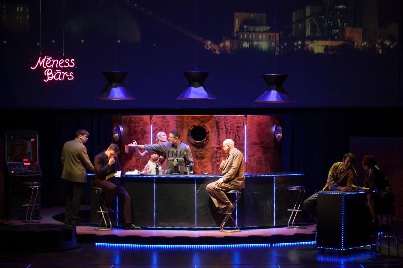 Augustā Rīgā ar četriem iestudējumiem viesosies Liepājas teātris