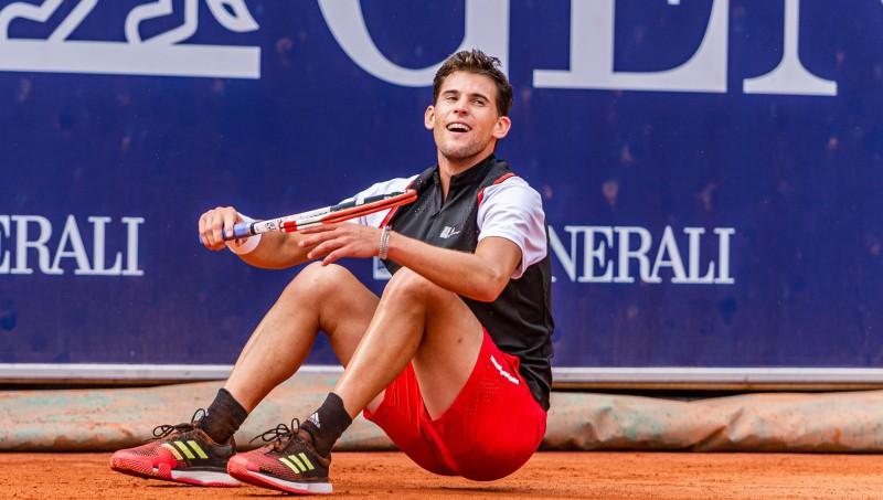 Tīms piepilda sapni uzvarēt Austrijā notiekošā ATP turnīrā