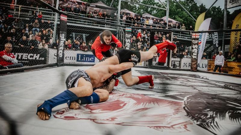 """24. augustā Rīgā notiks """"Ghetto Fight"""" pirmais profesionālais turnīrs"""