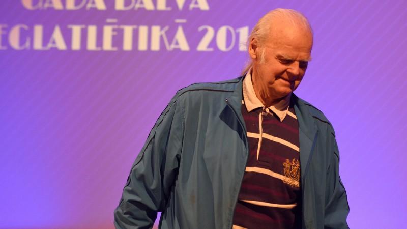 Sākta līdzekļu vākšana Latvijas sporta leģendas Lūša rehabilitācijai