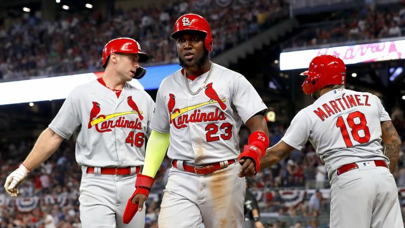 """""""Cardinals"""" notur pārsvaru, """"Dodgers"""" grauj"""