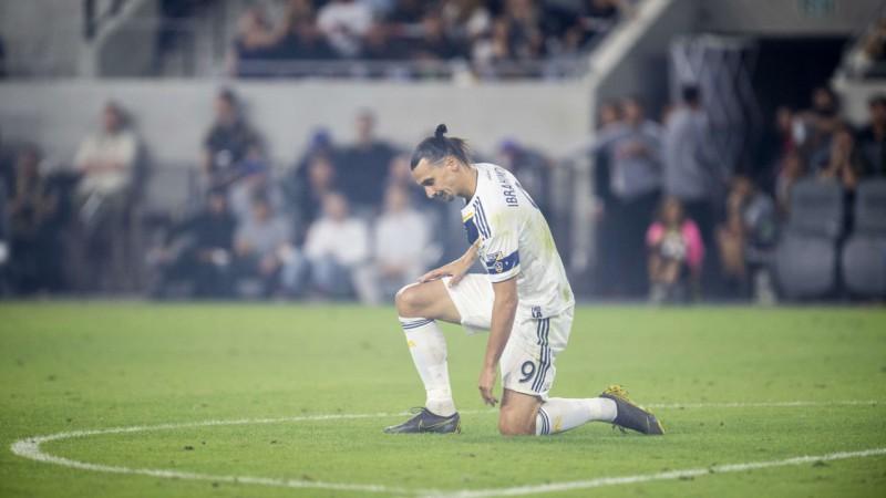 """Ibrahīmovičs: """"Ja aiziešu no MLS, neviens šādu līgu neatcerēsies"""""""