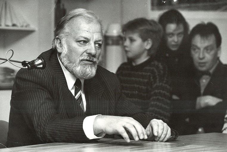 Valdim Kleinbergam šodien būtu 80 ...