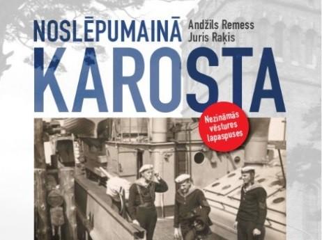 Liepājas muzejā atklās grāmatu par Karostas noslēpumiem