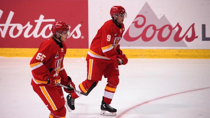 Krastenbergam piespēle ECHL, Ansonam 1+1 Kvebekas junioros